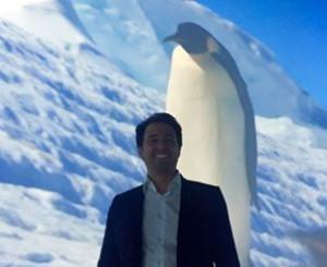 Pierre-Emmanuel Fleurantin - exposition Antartica