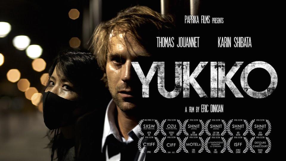 Yukiko - Cover