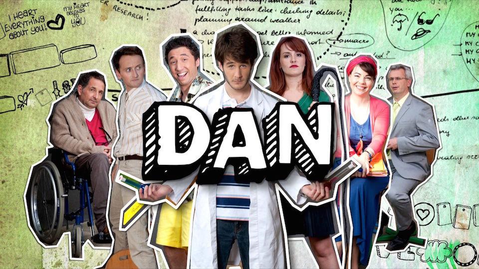 Dan - Cover